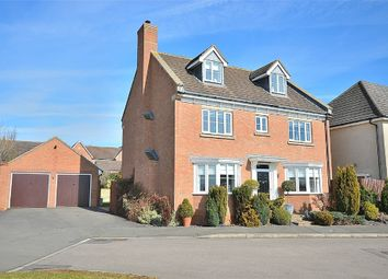 Thumbnail 5 bedroom detached house for sale in Dent Close, St Crispins, Northampton