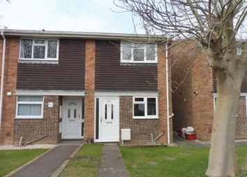 Thumbnail 2 bed end terrace house to rent in Verdun Close, Whitnash, Leamington Spa