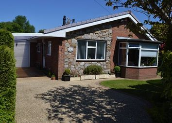 Thumbnail 3 bed detached bungalow for sale in Mucklestone Road, Loggerheads