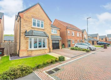 Thumbnail 4 bed detached house for sale in Pillar Close, Pontefract
