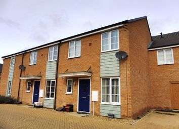 Thumbnail 1 bedroom terraced house for sale in Spiros Road, Peterborough