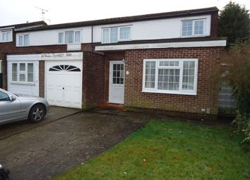Thumbnail 3 bed semi-detached house to rent in Dovedale Crescent, Crawley