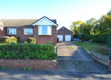 Thumbnail 4 bed semi-detached bungalow for sale in Meadow Court, South Elmsall, Pontefract