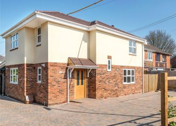 Spring Lane, Colden Common, Winchester, Hampshire SO21. 3 bed detached house
