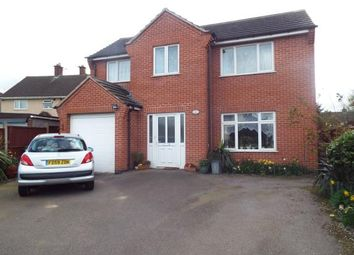 Thumbnail Property for sale in East Avenue, Syston, Leicester, Leicestershire