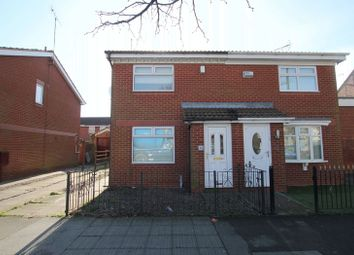 Thumbnail 3 bed property to rent in James Niven Court, Hull