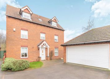 Thumbnail 5 bedroom detached house to rent in Hazel Close, Uppingham, Oakham