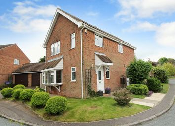 Thumbnail 4 bed detached house for sale in Amderley Drive, Norwich