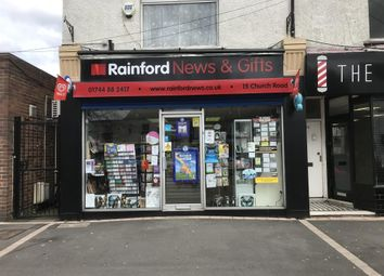 Thumbnail Retail premises for sale in All Saints Court, Church Road, Rainford, St. Helens