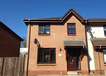 Thumbnail 3 bedroom end terrace house for sale in Coronation Road, Motherwell