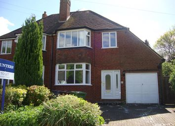 Thumbnail 1 bed flat to rent in Bradbury Road, Olton, Solihull, West Midlands