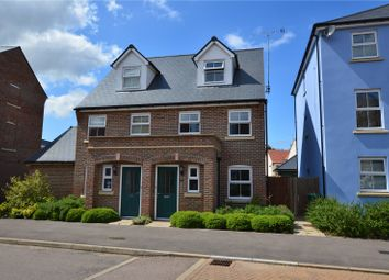 Thumbnail 3 bed semi-detached house for sale in Carters Drive, Stansted