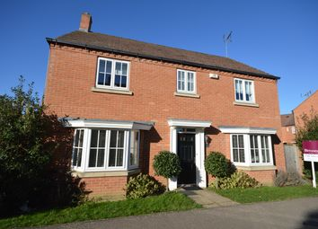 4 bed detached house for sale in Nine Arches Way, Thrapston, Kettering NN14