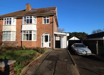 4 bed semi-detached house for sale in Bramcote Lane, Chilwell, Nottingham NG9