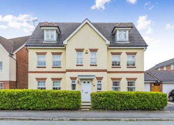 Thumbnail 6 bed detached house for sale in Hawksey Drive, Nantwich, Cheshire
