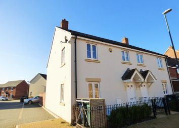 Thumbnail 3 bed end terrace house for sale in Bowthorpe Drive, Coopers Edge, Gloucester