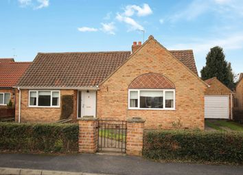 Thumbnail 2 bed detached bungalow for sale in Sandstock Road, Off Stockton Lane, York