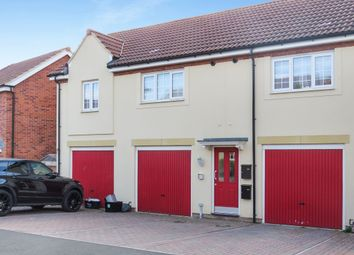 Thumbnail 1 bed flat for sale in Clapham Close, Swindon