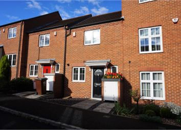 Thumbnail 2 bedroom town house for sale in Millidge Close, Nottingham