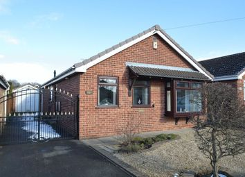 Thumbnail 2 bed detached bungalow for sale in St. Albans Road, Bulwell, Nottingham