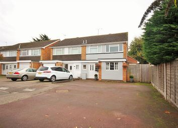 Thumbnail 4 bed semi-detached house for sale in Lucy Close, Stanway, Colchester, Essex