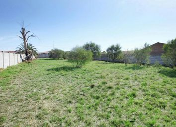 Thumbnail Land for sale in Blue Crane Crescent, Northern Suburbs, Western Cape