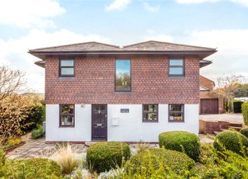 Thumbnail 5 bedroom detached house for sale in Church Lane, Lower Fyfield, Marlborough, Wiltshire
