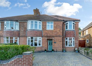 Thumbnail 4 bed property for sale in Woodlands Grove, York