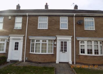 Thumbnail 2 bed terraced house to rent in Woodcote Ave, Nuneaton