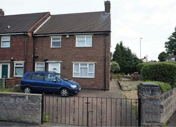 Thumbnail 3 bed semi-detached house for sale in Ames Road, Wednesbury