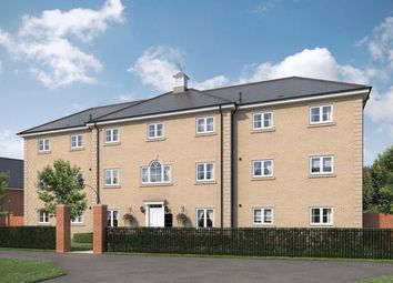Thumbnail 2 bed flat for sale in Wildeve Apartments At Chesterwell, Nayland Road, Mile End, Colchester, Essex