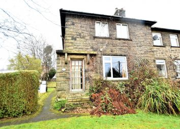 Thumbnail 3 bed semi-detached house for sale in Swallow House Lane, Hayfield, High Peak