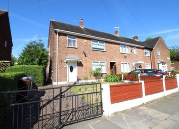 Thumbnail 3 bedroom terraced house for sale in Carrswood Road, Wythenshawe, Manchester