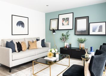 Thumbnail 3 bedroom town house for sale in Reservoir Way, London