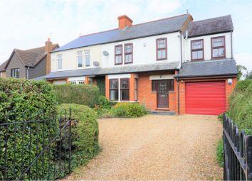 4 bed semi-detached house for sale in Loughton, Milton Keynes MK5