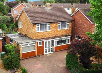Thumbnail 3 bed detached house for sale in Briar Walk, Oadby, Leicester