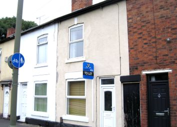 Thumbnail 2 bed terraced house to rent in Harrow Street, Derby