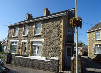 Thumbnail 2 bedroom semi-detached house to rent in Penprysg Road, Pencoed, Bridgend