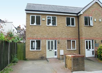 Thumbnail 1 bed terraced house to rent in Shacklegate Lane, Teddington