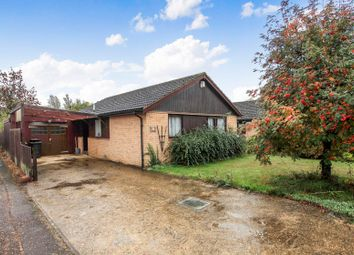Thumbnail 2 bedroom detached bungalow for sale in Burswood, Orton Goldhay, Peterborough