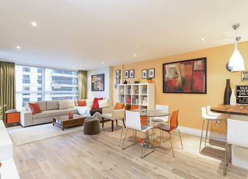 Thumbnail 3 bedroom flat for sale in Thames Point, The Boulevard, Imperial Wharf