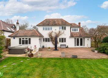 The Ridgeway, Northaw, Potters Bar EN6. 4 bed detached house for sale