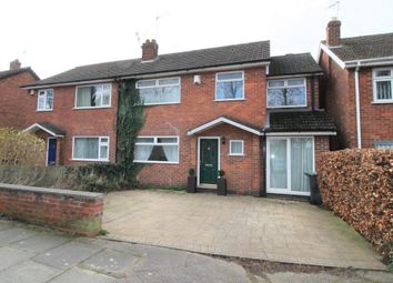 Thumbnail 4 bed semi-detached house for sale in Church Street, Bramcote Village