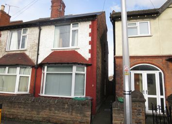 Thumbnail 2 bed semi-detached house for sale in Faraday Road, Nottingham