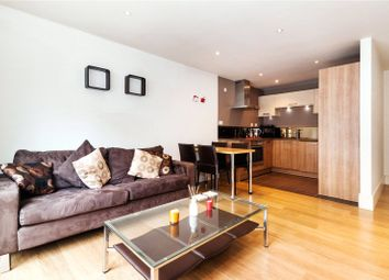 Thumbnail 1 bed flat for sale in Radius Apartments, Omega Place, London