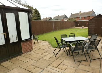 Thumbnail 3 bed terraced house for sale in Leslie Drive, Amble, Morpeth