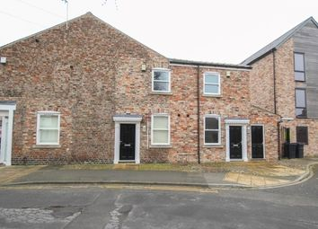 Thumbnail 1 bed terraced house to rent in Bowling Green Lane, York