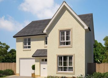 "Thumbnail 4 bed detached house for sale in ""Dunbar"" at Mugiemoss Road, Bucksburn, Aberdeen"