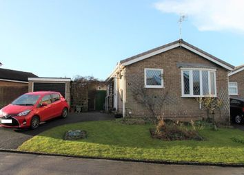 Thumbnail 2 bedroom detached bungalow for sale in Calver Close, Oakwood, Derby