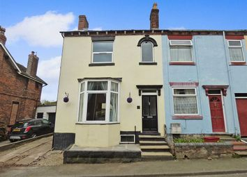 Thumbnail 4 bed end terrace house for sale in Chester Road, Audley, Stoke-On-Trent